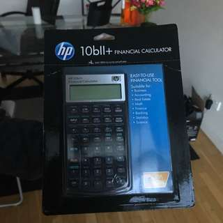 hp calculator for sale new