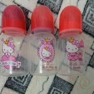 Sanrio Hello kitty bottles
