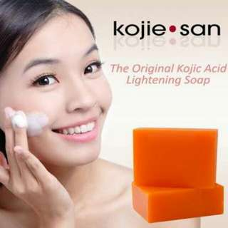 Kojic-san Soap Bar 65gx2