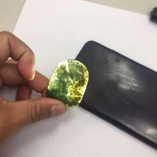 海藻玉小水晶+小天珠