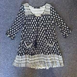 Sportsgirl Paisley Boho Dress