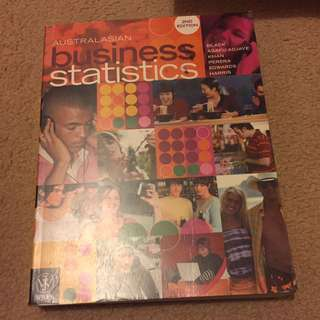 Australasian Business Statistics 2nd Edition