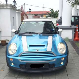Mini Cooper S (M) Direct Owner