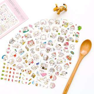 BN Cute Stickers (Many Designs Available!)