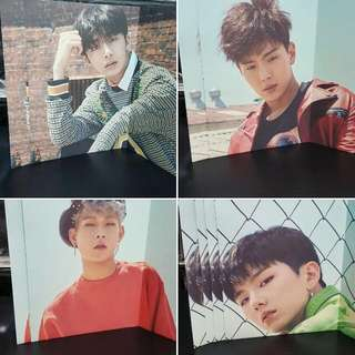 Monsta X Shine Forever Posters