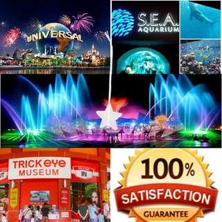 USS|Disney|USJ|Zoo&Others