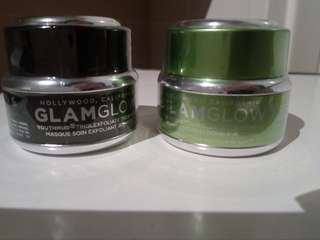Glamglow - exfoliate and cleanser