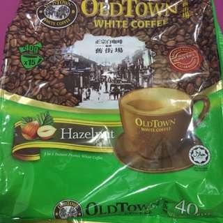 OLDTOWN HAZELNUT COFFEE