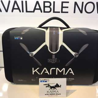(Sale!!) GoPro Karma Drone (without Camera)