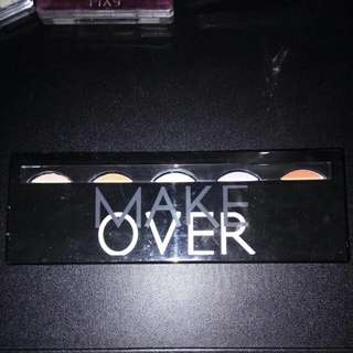 Make Over Camouflage Cream Face Concelaer