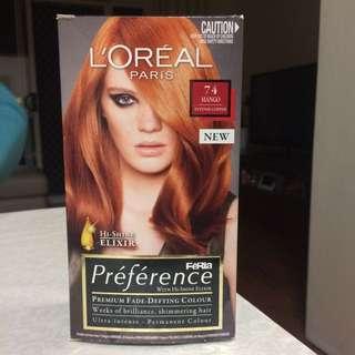 L'Oreal Paris Préférence Hair Dye