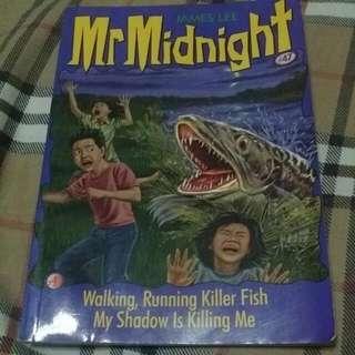 Mr Midnight Walking, Running Killer Fish / My Shadow Is Killing Me No.47 ( 2 in 1 )