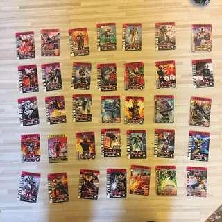 蒙面超人遊戲卡