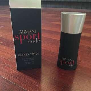 Armani Sports Code 50ML