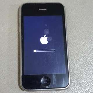 Handphone Apple iPhone 3GS Black 32GB Secondhand