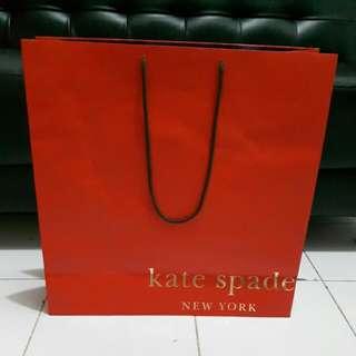 Kate Spade Paperbag Ori