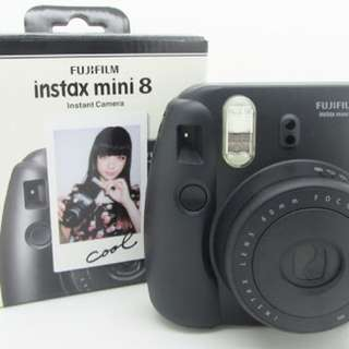Polaroid Instax 8s Black