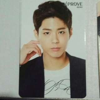 Free Post 3 pieces Vprove PC Park Bo Gum