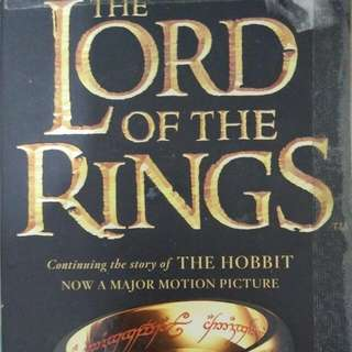 The Lord Of The Rings (Complete) Soft Bound