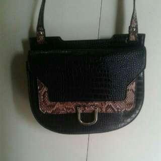 Nine West Black Sling Bag