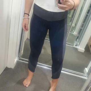 Lululemon 3/4 Leggings