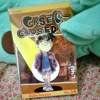 Case Closed Detective Conan Manga By Gosho Aoyama Vol. 14