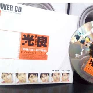 #光良  #第一次個人創作專輯   #POWER CD   #BONUS TRACK