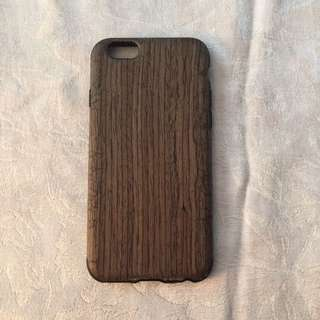 iPhone 6 or 6s Wooden Style Case
