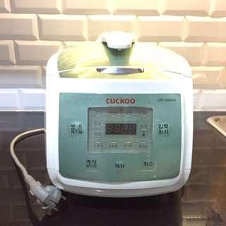 Rice Cooker (Brand: Cuckoo- Made In Korea)