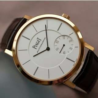 [PREOWNED] Piaget Altiplano Automatic 43mm
