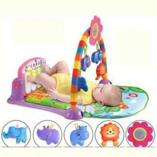 Musical Baby Playgym