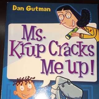 My Weird School Volume 21, Ms. Krup Cracks Me Up! - Dan Gutman