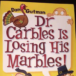 My Weird School Volume 19, Dr. Carbles Is Losing His Marbles! - Dan Gutman