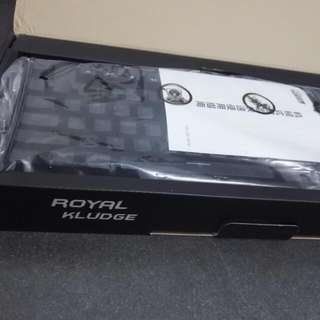Royal Kludge RG987 Full RGB 87keys Mechanical Keyboard