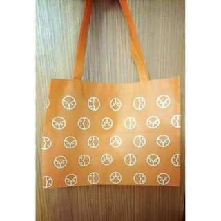 購物袋 環保袋 手提袋 果果 橘子