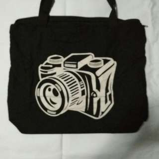 Tote Bag Photography