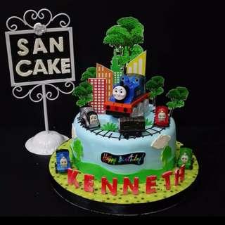 Custom Cakes Thomas Themes