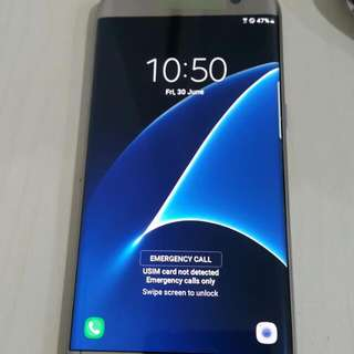 Samsung galaxy S7 Edge Gold 64gb
