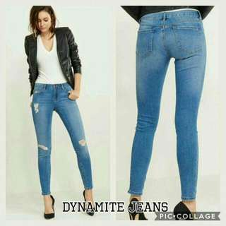 Dynamite Ripped Jeans