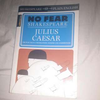 No Fear Shakespeare: Julius Caesar