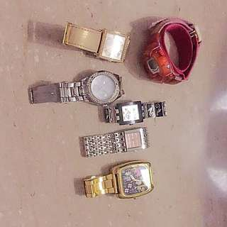 Pre ♥️ Various Watches