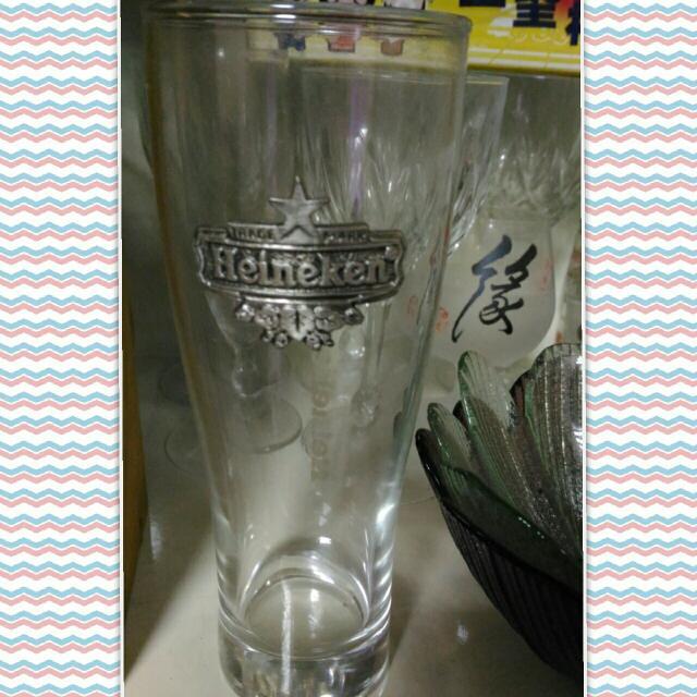 海尼根玻璃杯