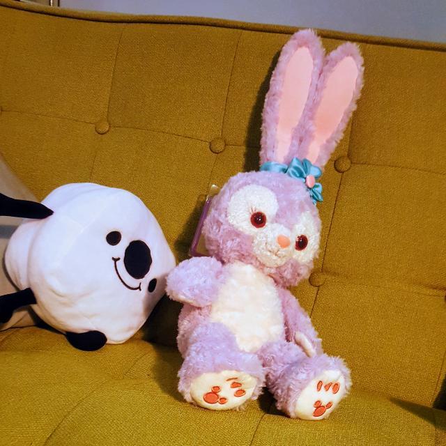 降↶大隻史黛拉兔