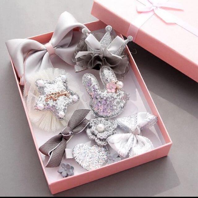 🎀 韓版 可愛公主髮飾 🎀 🎀Cute & Sweet Princess Hairpin 🎀