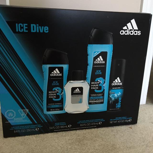 Adidas Hygiene Kit
