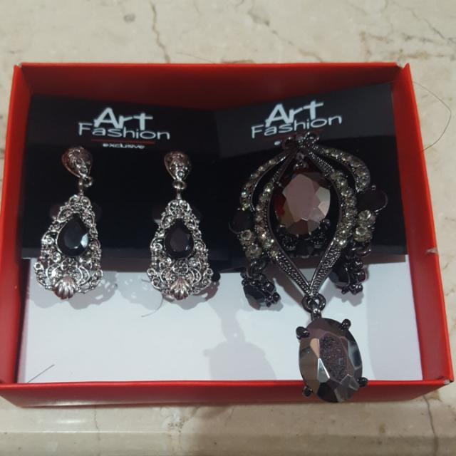 Anting Dan Bros Set
