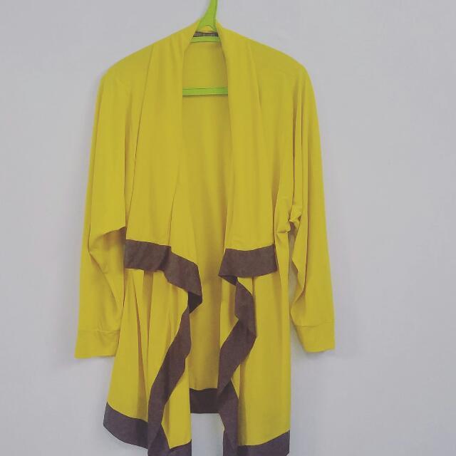 Arzetti Bilbina Yellow Outer