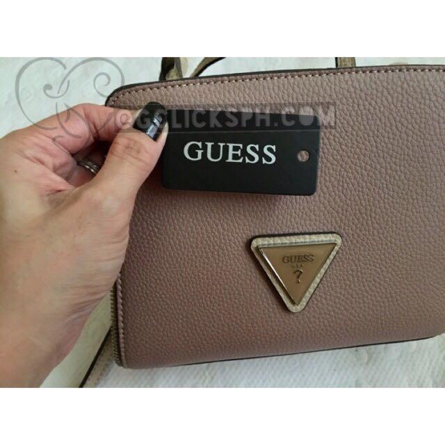 Auth Guess Agatha Sling Bag