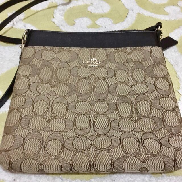 Coach Authentic Signature Sling Bag