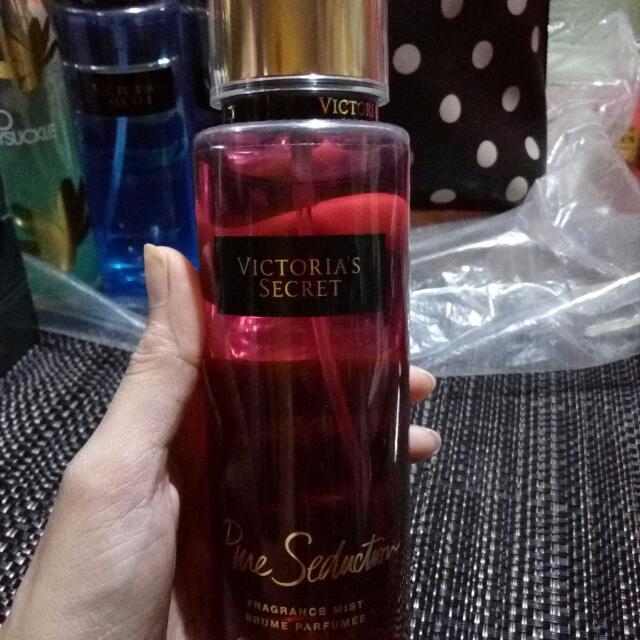 Authentic Victoria's Secret Perfume